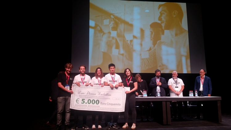 Rare Disease Hackathon '18: la vittoria al Politecnico di Milano