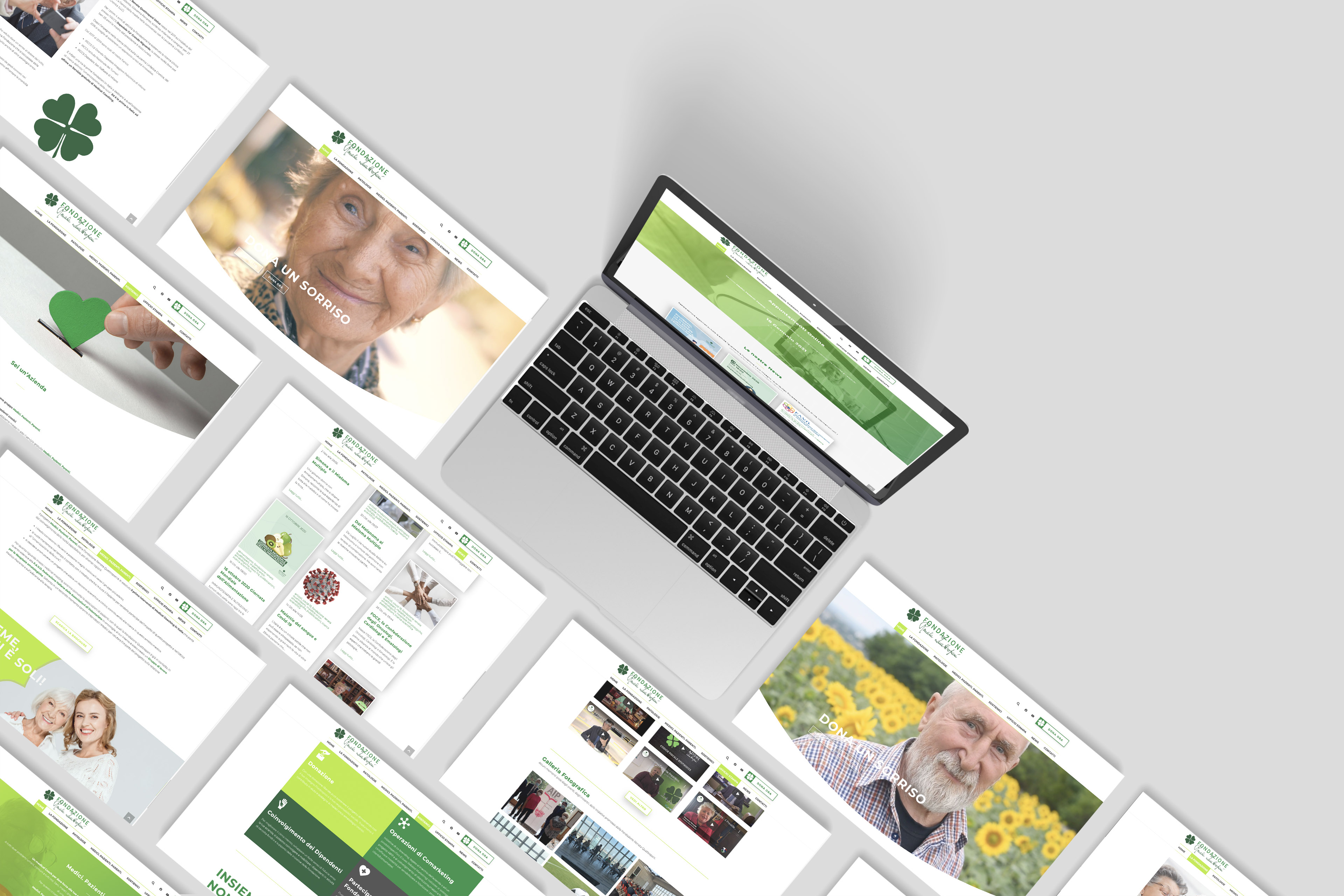 nuovo sito web Fondazione Quattropani
